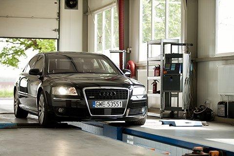 Oferujemy pełną gamę badań technicznych i kontroli diagnostycznych pojazdów – 58 673 29 93